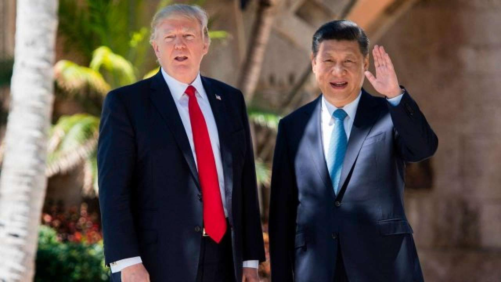 Trump says it doesn't matter if Xi attends G20