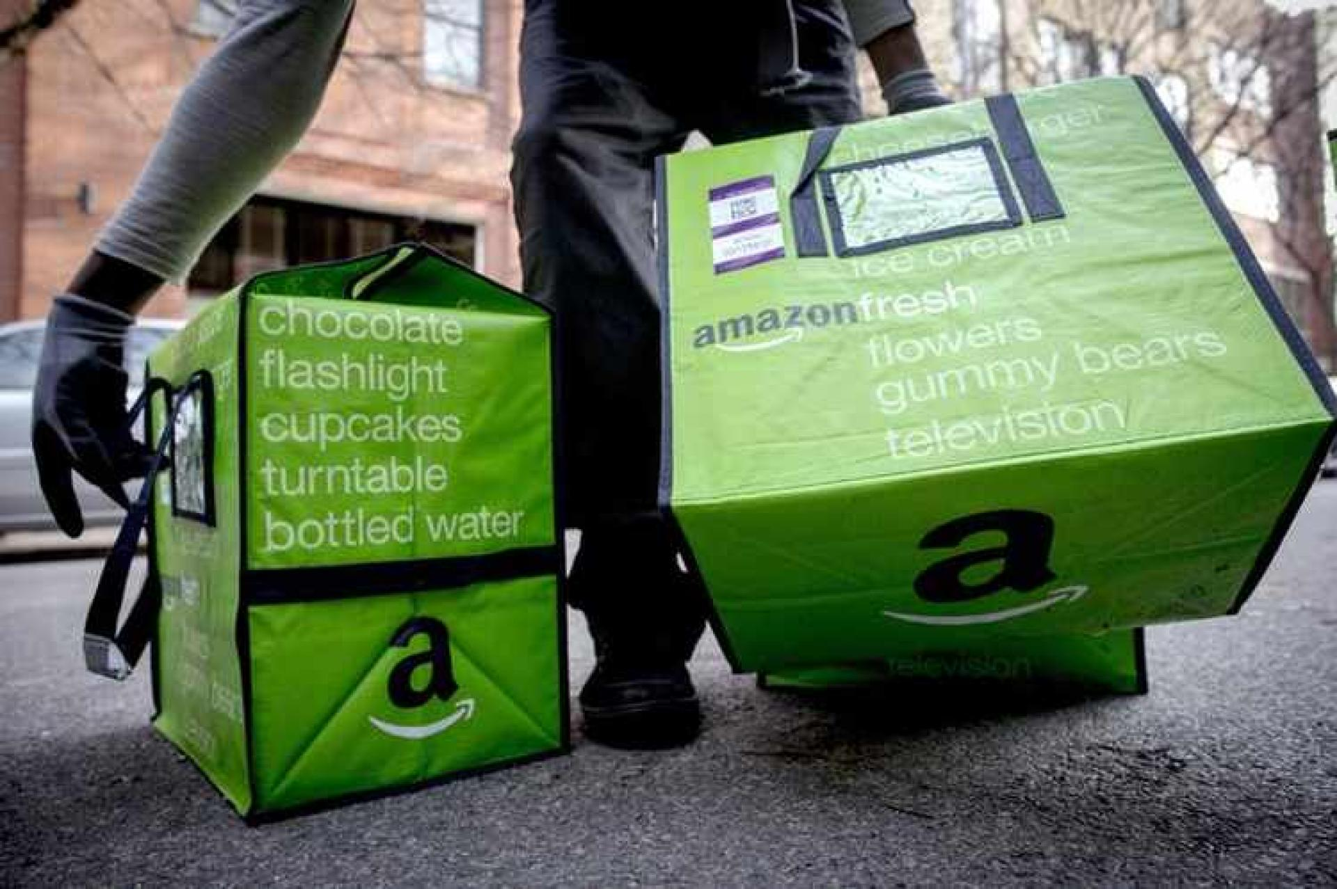 Amazon seeks an imminent launch of food delivery service in India