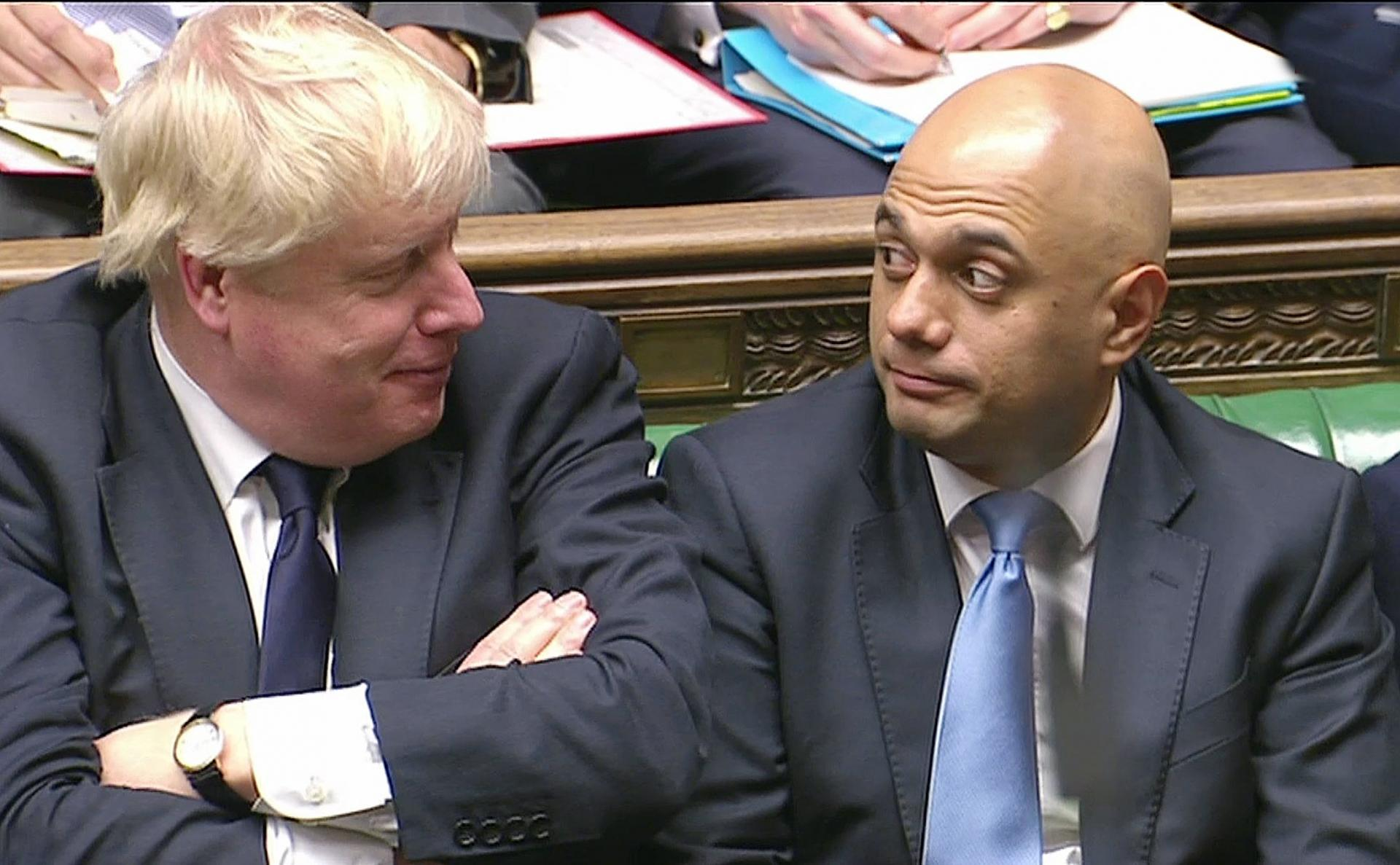 Brexit deal will face big trouble, but is the right way forward, says Javid