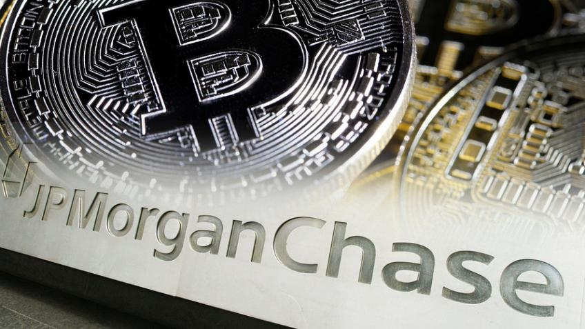 JPMorgan Chase to create digital coin using blockchain technology