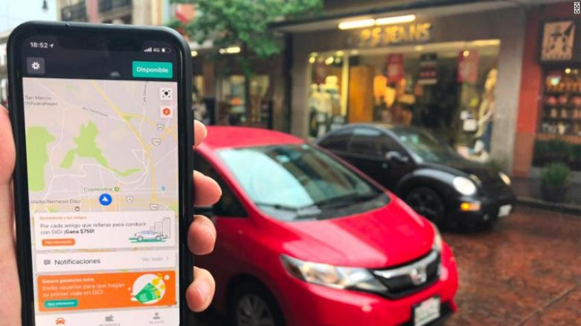 Uber rival Didi to launch ride-hailing operations in Latin America