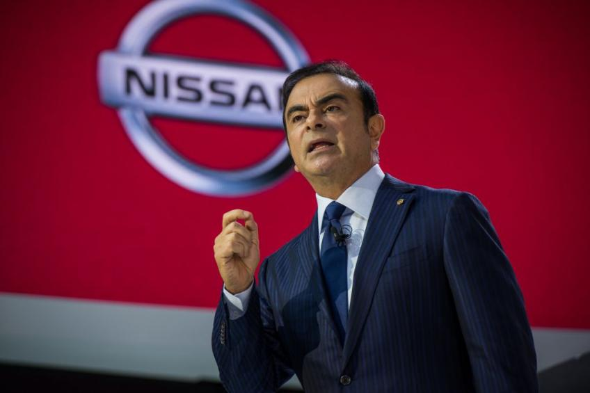 Nissan recommends outside director to chair board following Ghosn-scandal