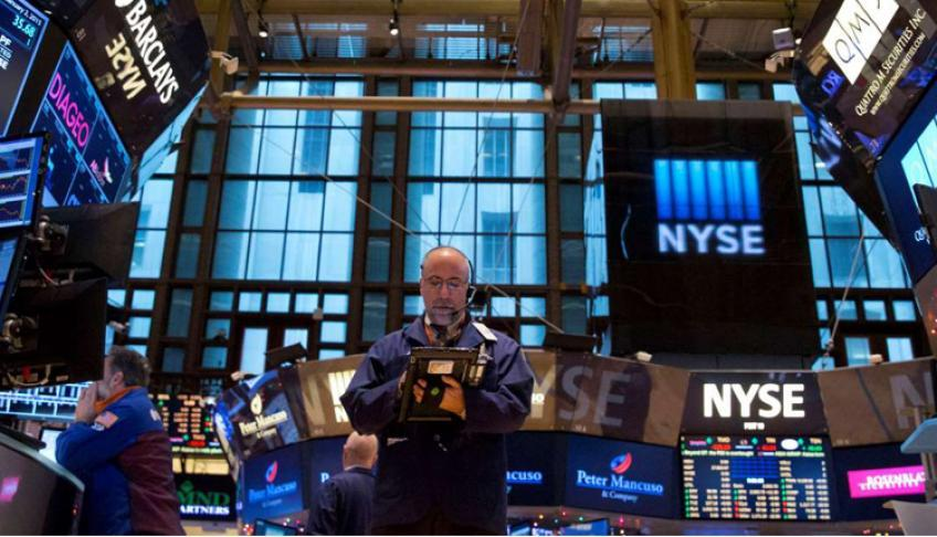 Wall St. soars on upbeat Chinese data in a shallow week