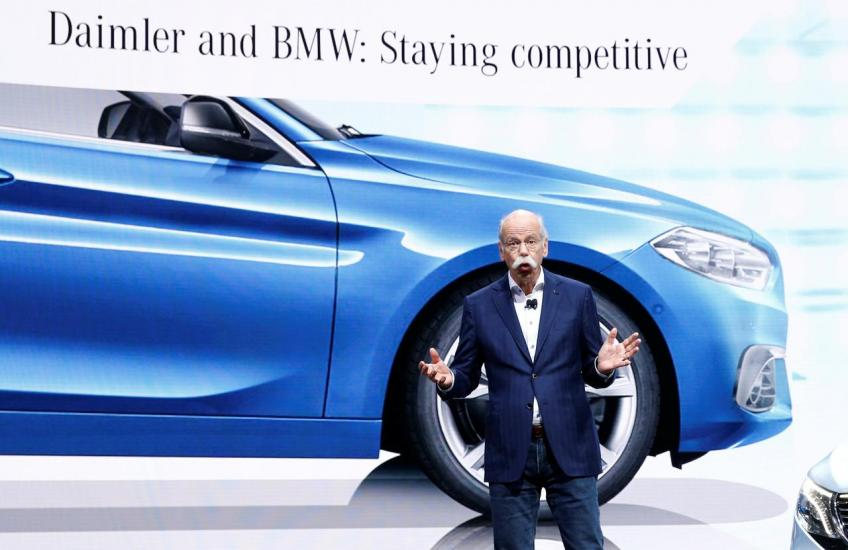 Daimler, BMW alliance seeks to define self-driving rules