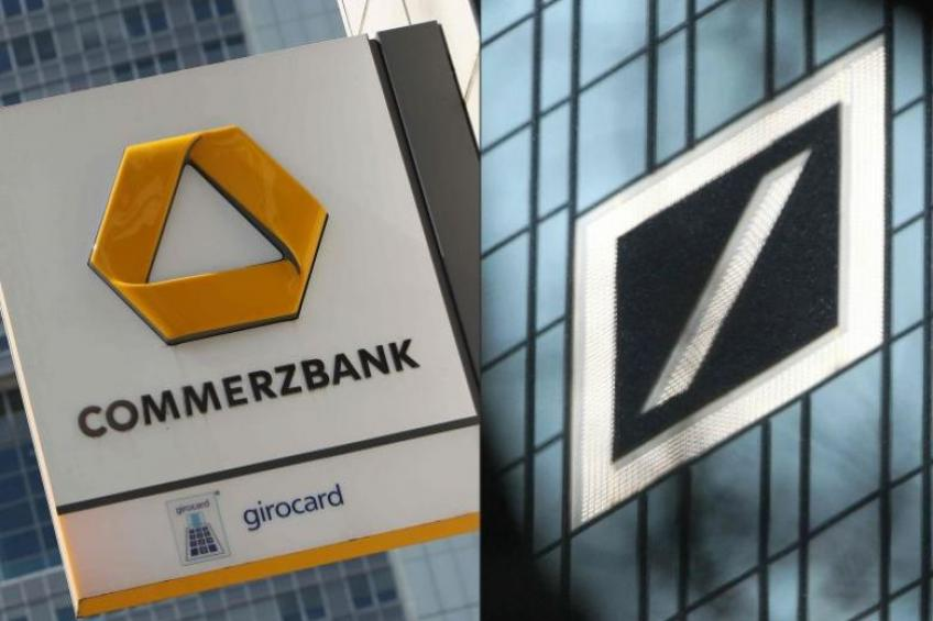 Deutsche Bank and Commerzbank CEOs to resume talks on potential merger