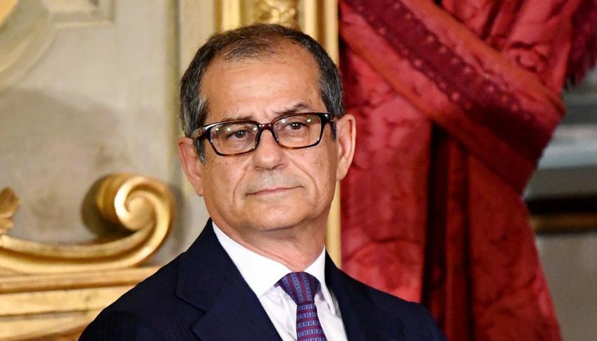 Italian finance minister Giovanni Tria faces EU scrutiny on budget
