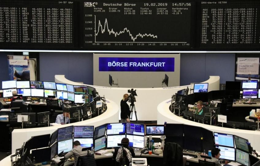 European shares five-month high on Brexit optimism & trade talk hope