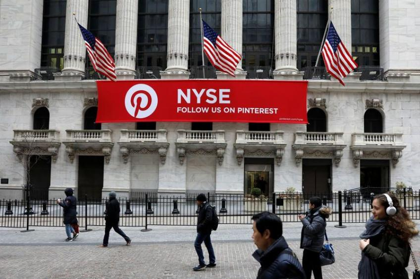 Image sharing site Pinterest files for IPO