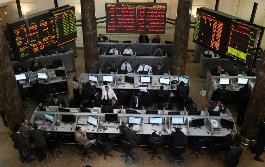 Saudi bourse drops from a four-year high, as most gulf indices plunge