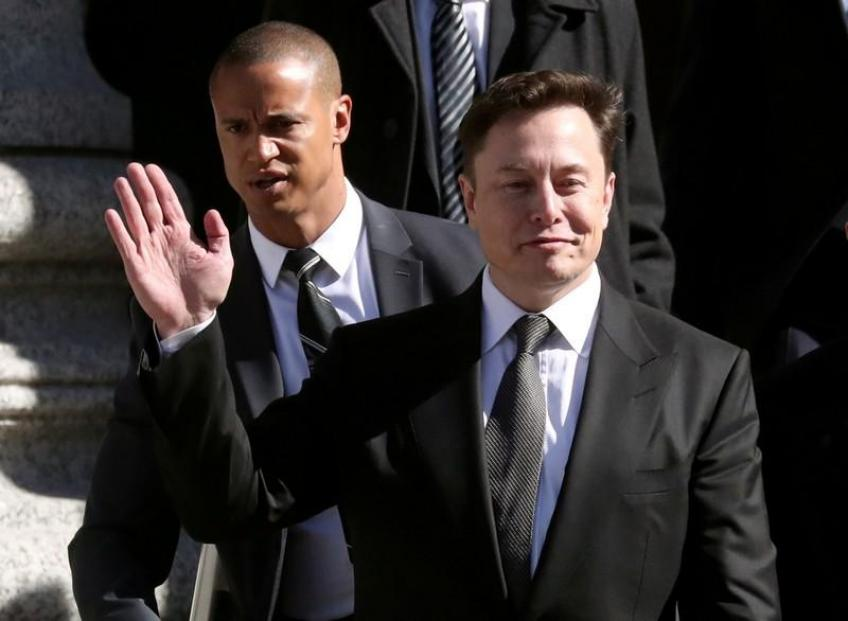Musk & SEC must meet for at least an hour on new settlement, orders Judge