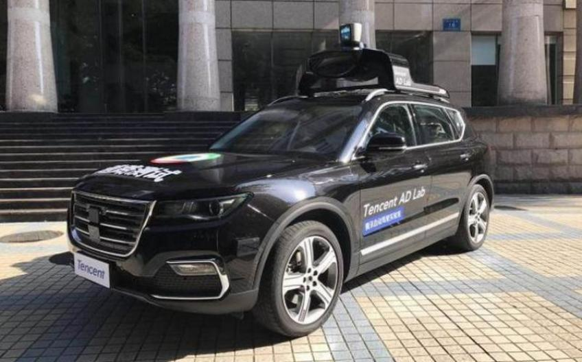 Hyundai Motor & Tencent team up to develop self-driving car software