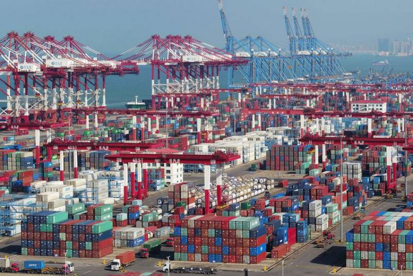 G20 must tackle root causes of trade tensions, says EU