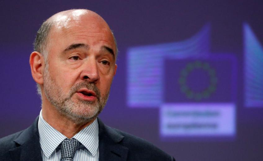 Italy's economy in a delicate situation, says EU Commissioner Moscovici