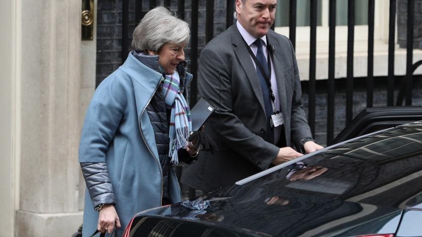 PM May seeks compromise, as clocks ticking down for a Brexit agreement