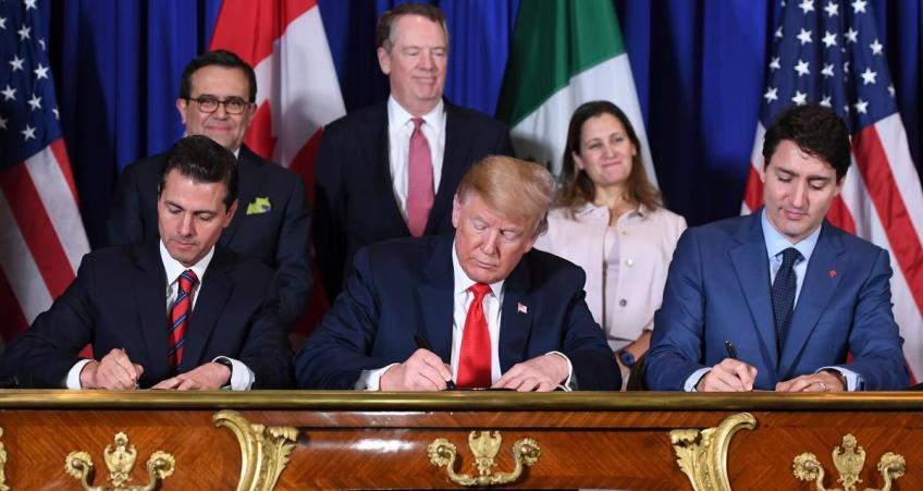 New NAFTA (USMCA) deal in trouble due to elections, tariff blows