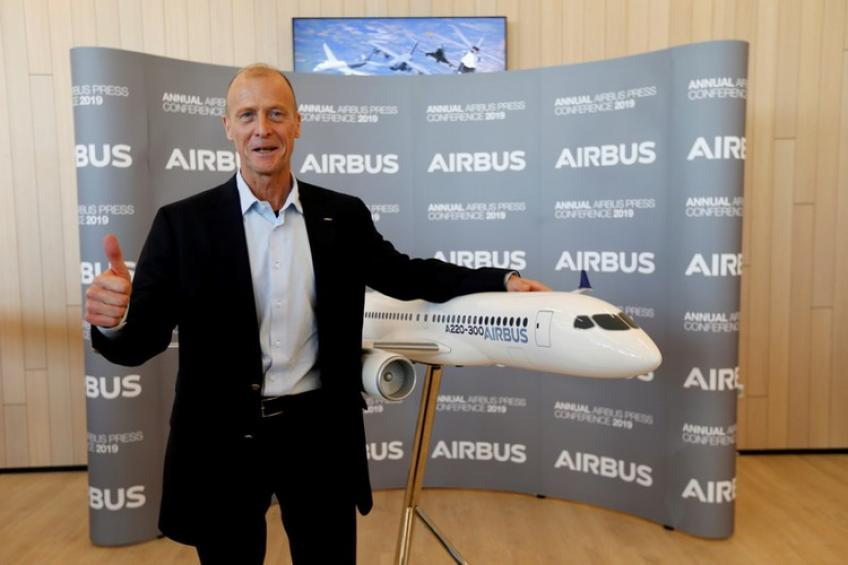 Over 100 dismissed in Airbus compliance clampdown, more 300 warnings issued