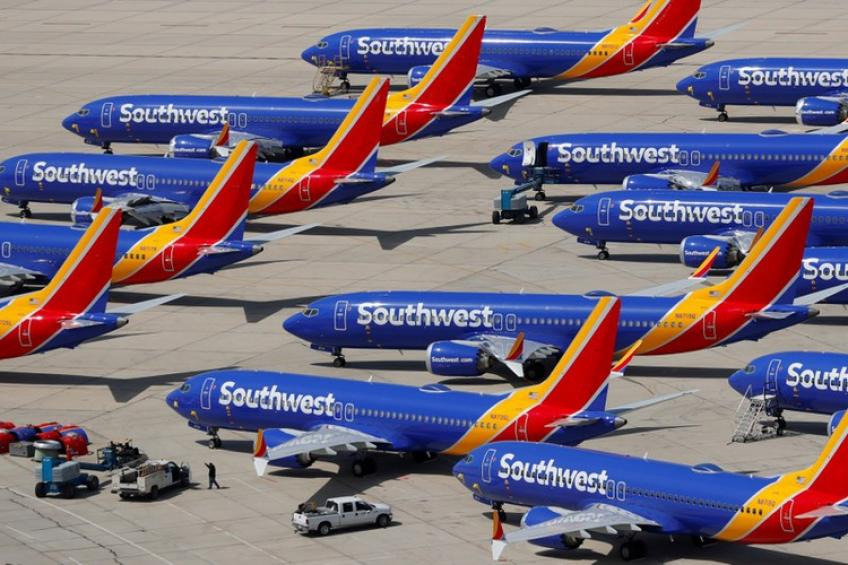 FAA meets with major US airlines, pilot unions on Boeing MAX grounding