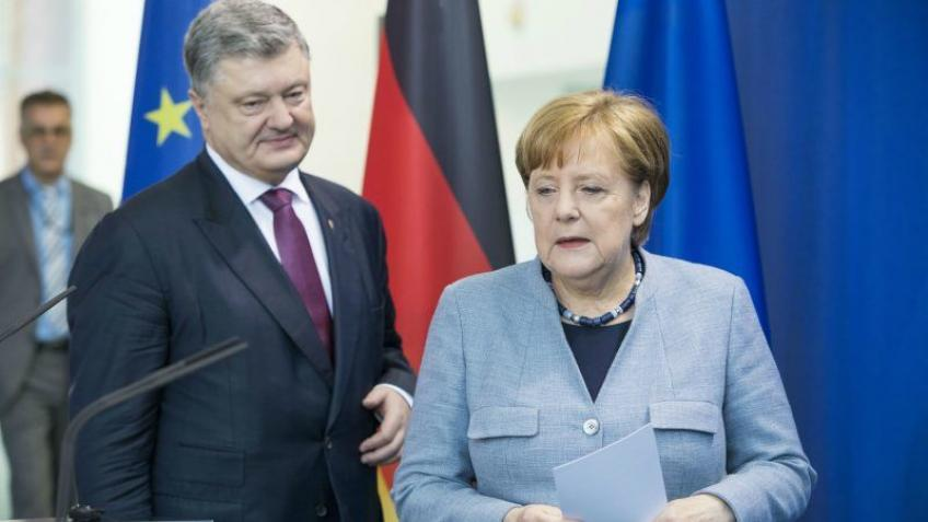 Merkel wants to guarantee Ukraine gas transit despite Nord Stream pipeline