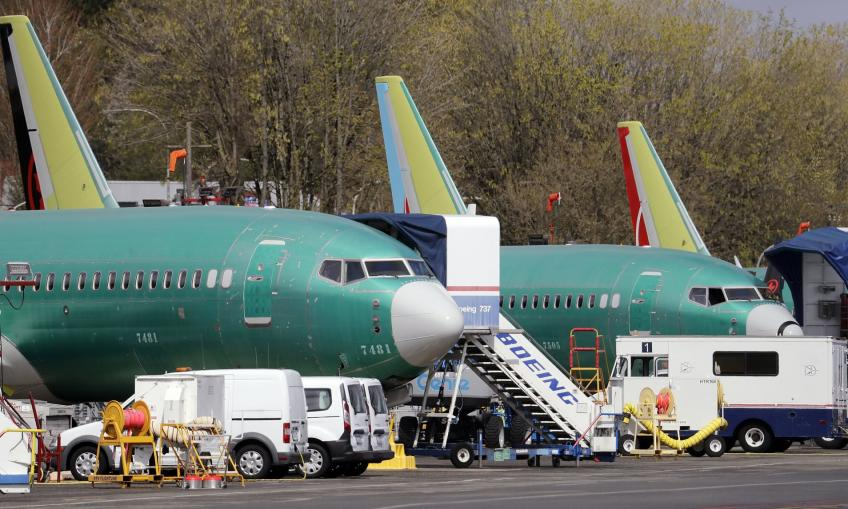 Too few planes, too many travelers, latest catch-22 amid Max 737 grounding