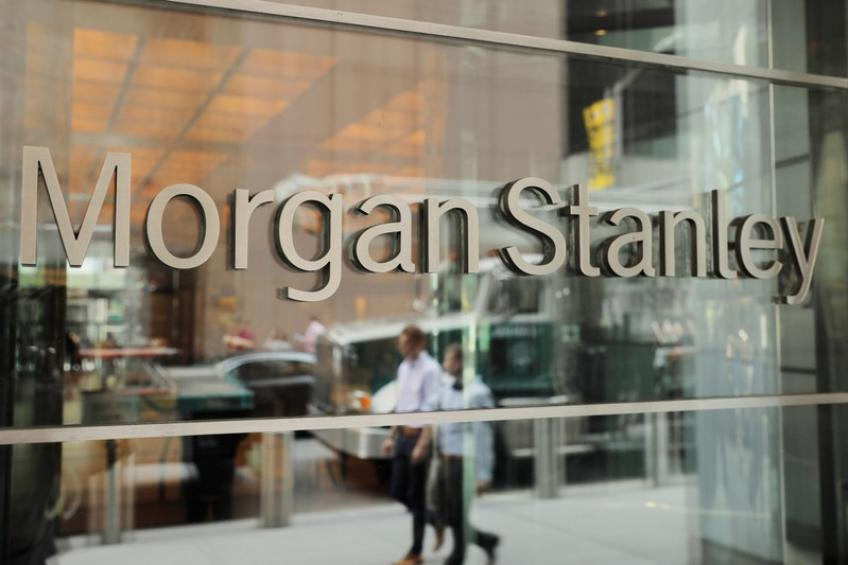 Morgan Stanley clings to wealth management to beat estimate