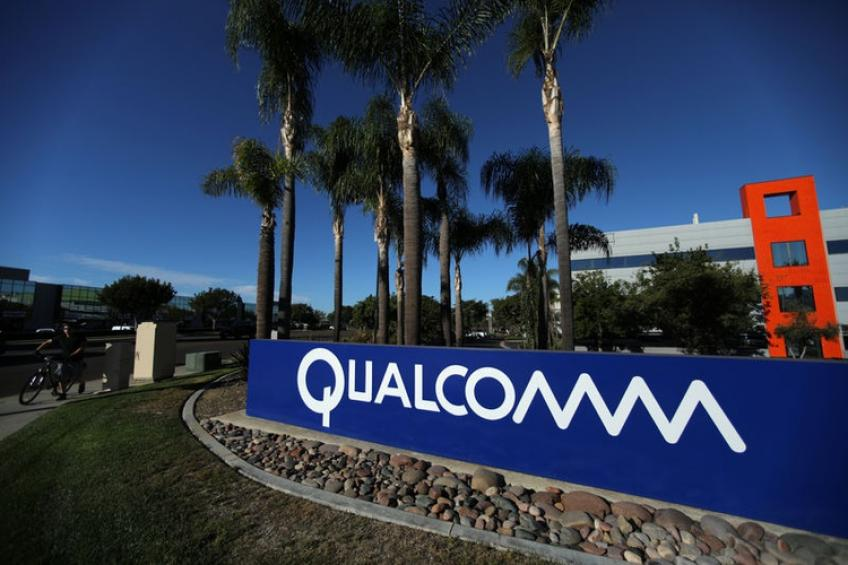 Qualcomm gains $30bn in market value after settling Apple patent dispute