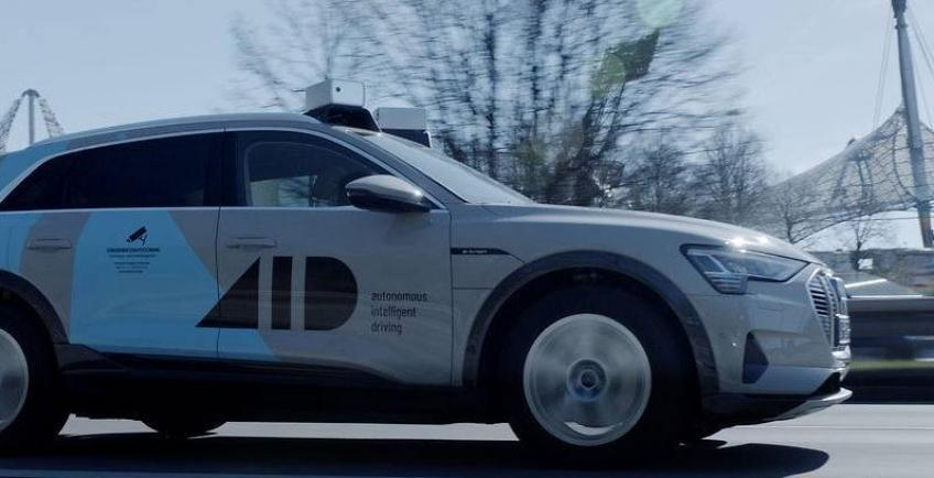 Start-up Aeva seals sensor deal with Audi's self-driving unit