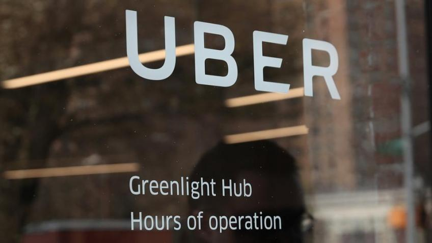 Uber unveils terms for IPO, posts $1 billion first quarterly loss