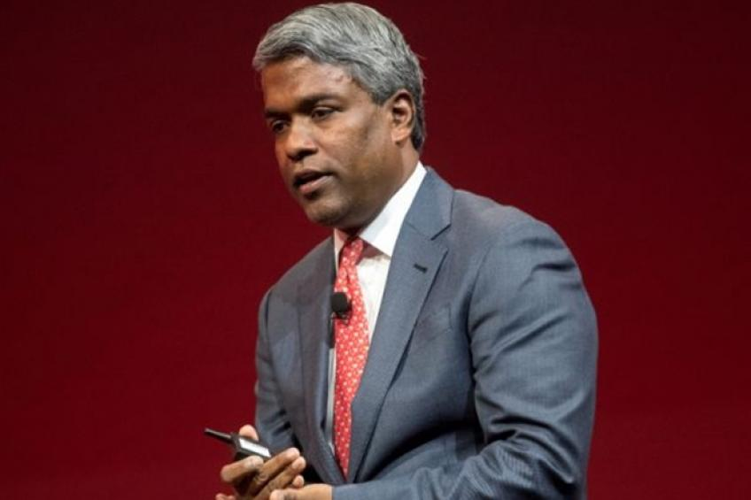 Google hires former Oracle exec Thomas Kurian to be new cloud CEO