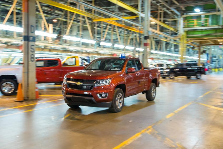 GM contemplates $1 billion investment in its Missouri plant: State Official