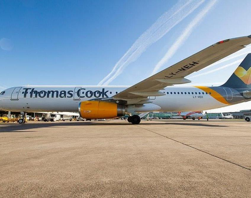 Thomas Cook in talks with potential lenders to reinforce finance