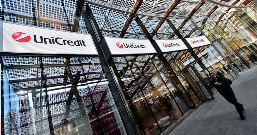 UniCredit to sell 17 percent of its stake in online broker FinecoBank