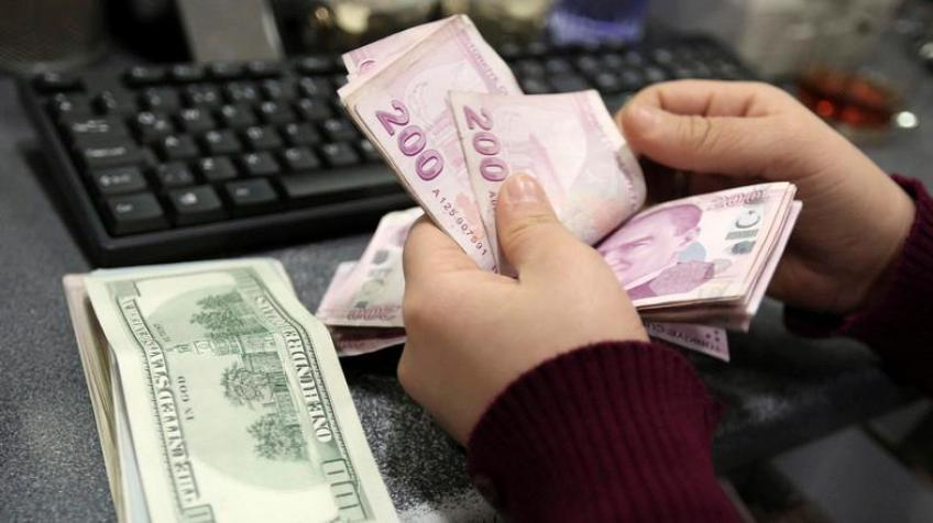 Turkish state bank sold around $4.5 billion to support weakening lira