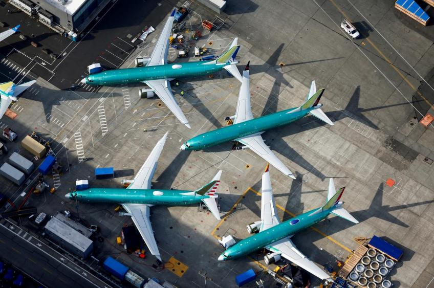 Boeing says has corrected simulator software for 737 MAX