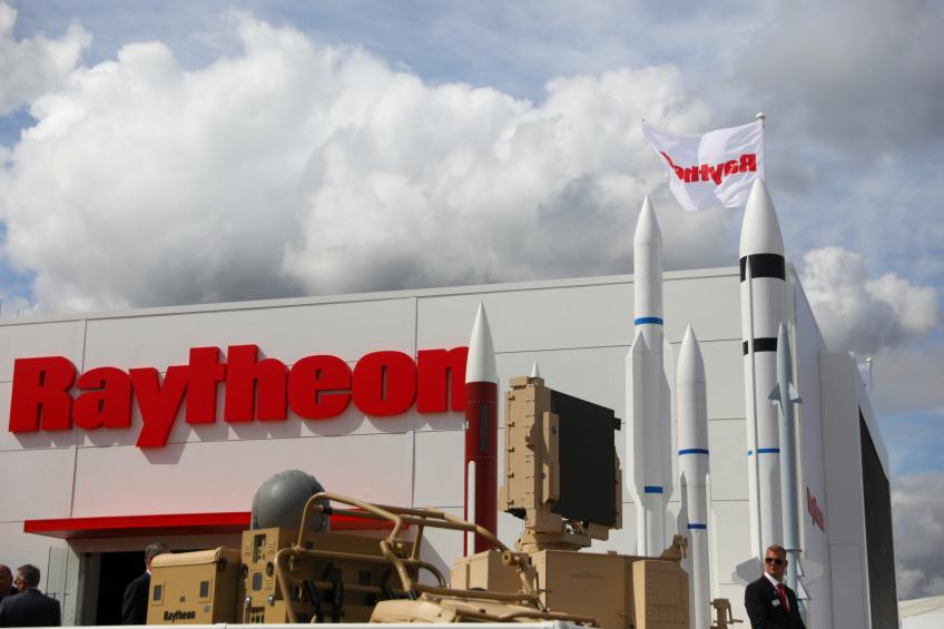 Raytheon and United technologies in talks of merger
