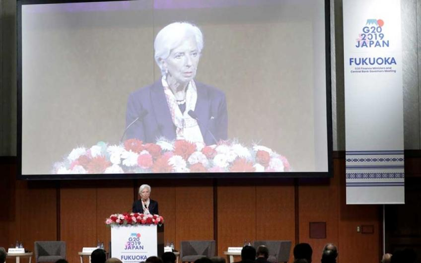 Fintech could tear apart global financial systems, warns IMF's Lagarde