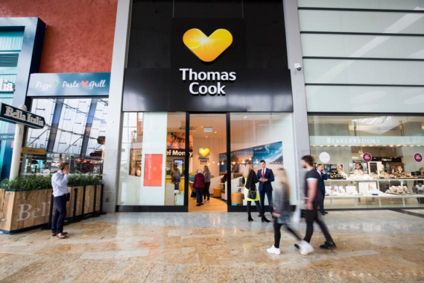 China's Fosun to buy Thomas Cook's core holiday business