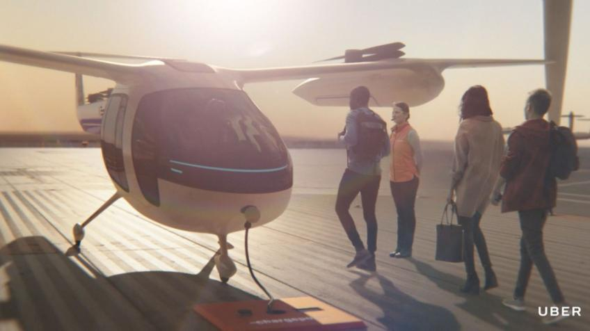 Uber to test its flying taxi service in Melbourne