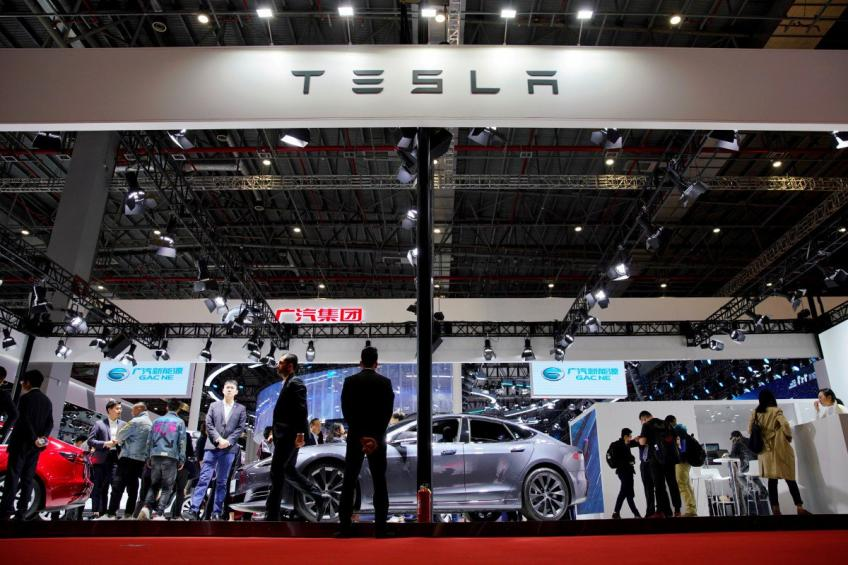US rejects Tesla, GM & Uber 25% tariff exempt on critical Chinese imports