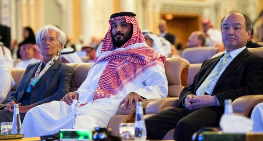 Saudi crown prince says seals $533mn privatization deals this year