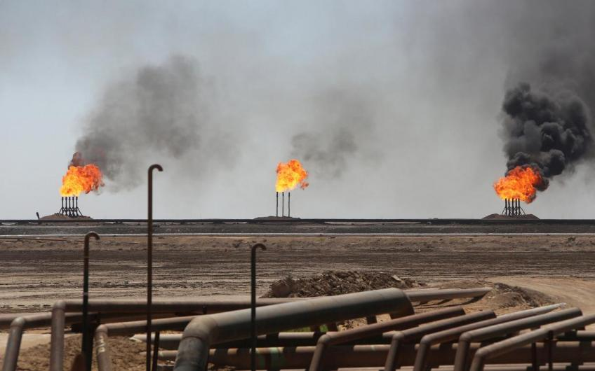 Exxon's $53 billion Iraq deal hit on contract hiccups, Iran worries