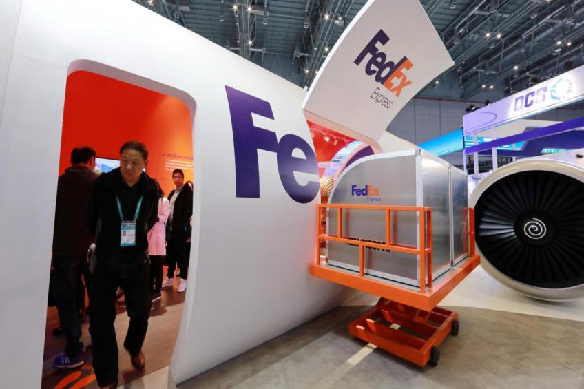 FedEx again misdirects Huawei package, Chinese seeks retaliation