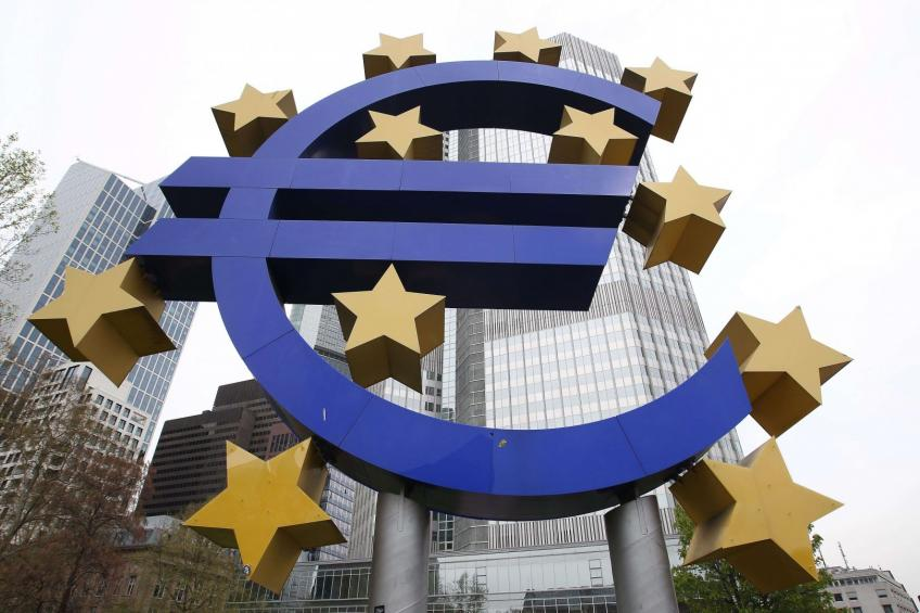 Euro spikes to three-month peak, as dollar dwindles on Fed easing