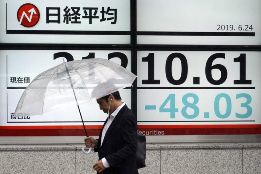 Asian stocks subdued ahead of G20 summit