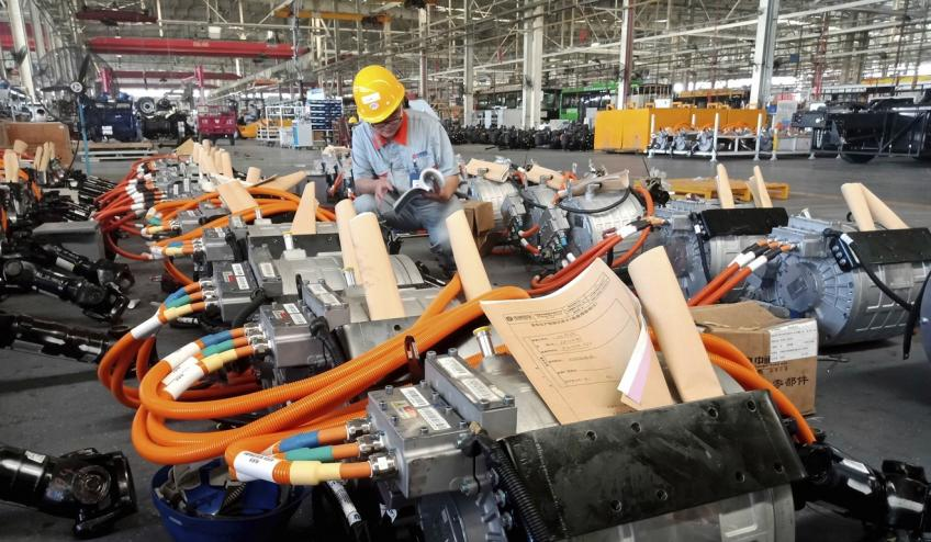 Asian factory activity contracts, trade truce fails to break deadlock