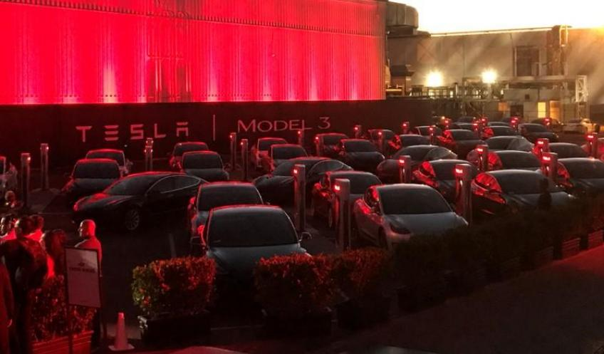 Tesla delivers record number of electric cars in Q2, shares up by 7%