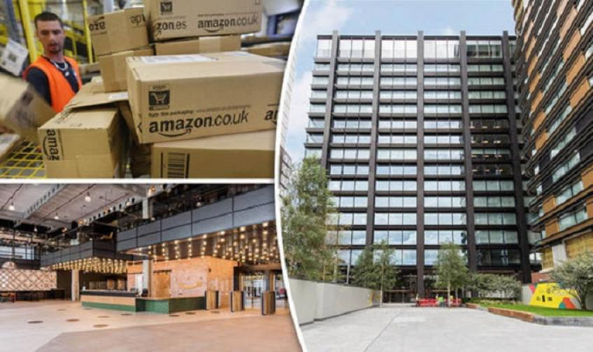 Amazon to add more than 2,000 jobs in UK this year
