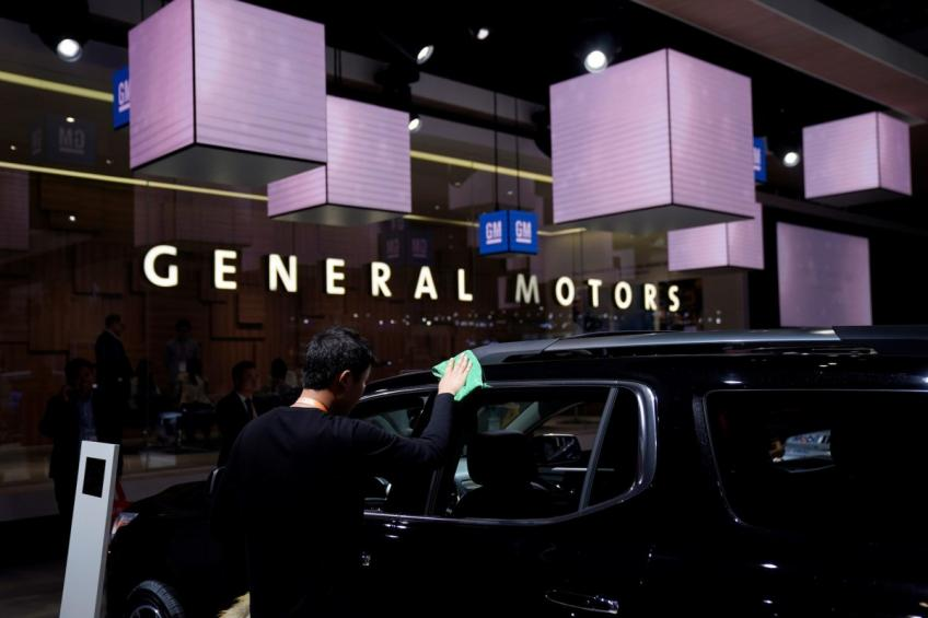 GM, Ford quarterly sales in China slide again amid economic fiascoes