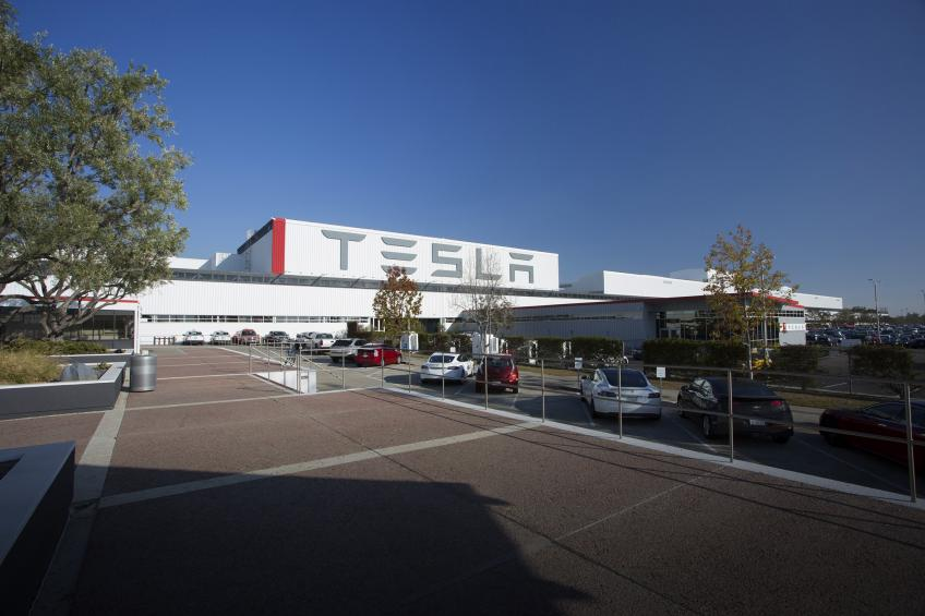 Tesla to ramp up production at Fremont plant