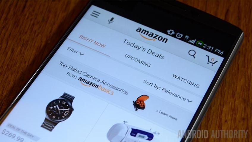 Amazon under fire from EU antitrust over use of reseller data