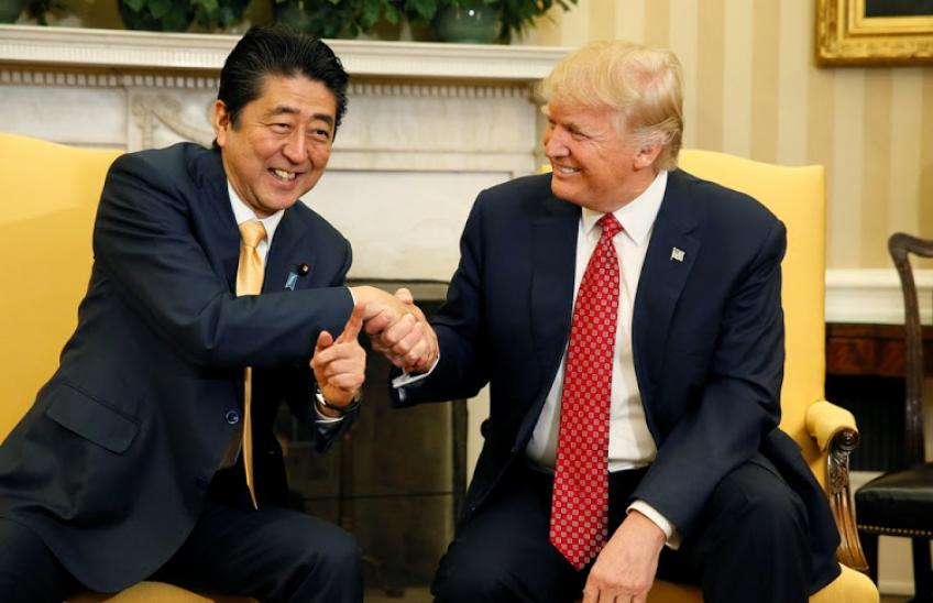 US, Japan working on a small trade deal by September